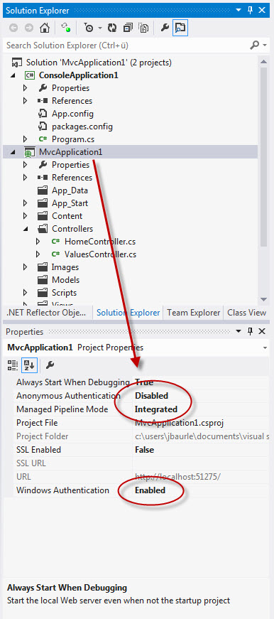 Fiddler and the 401 (Unauthorized) error with ASP NET Web